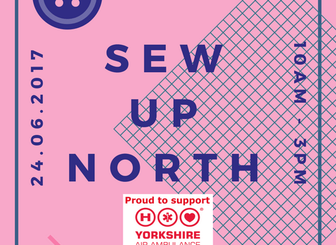 Sew up North….. It's tomorrow!!!