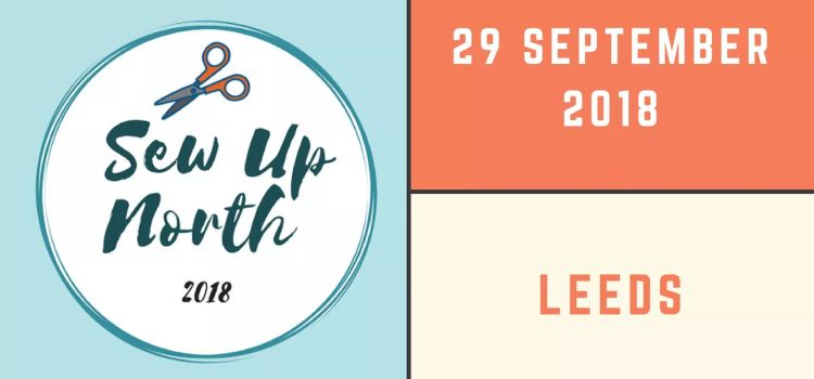 2nd round of Sponsers for Sew Up North 2018