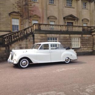 Austin Prince Classic Wedding Limousine
