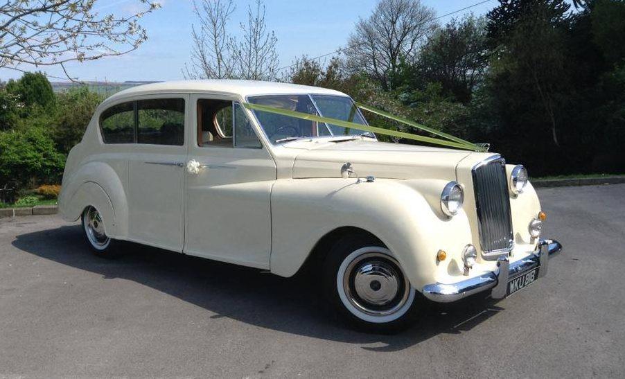 1961 Austin - Princess Limousine - Wedding Car