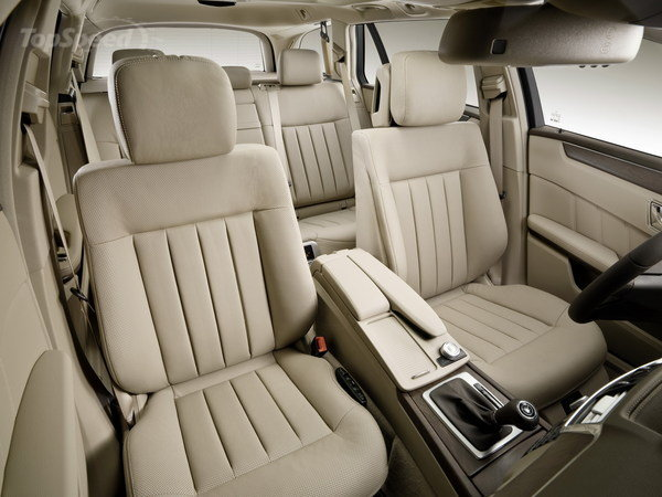 Mercedes-E-Class Wedding Car