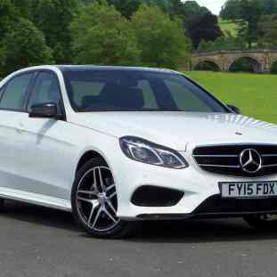 2015-Mercedes-Benz-E-Class-Diesel-Saloon-Diesel-E220-BlueTEC-AMG-Night-Ed-Premium-4dr-7G-Tronic-in-Polar-White-at-Mercedes-Benz-of-Boston