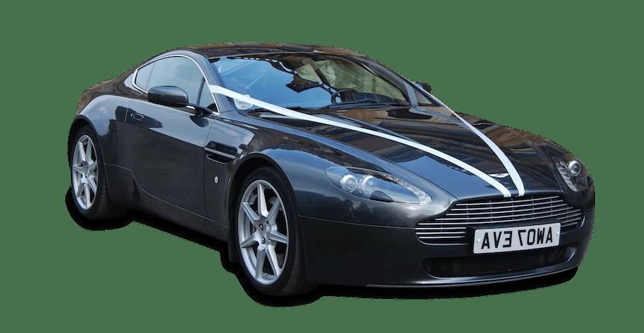 Aston Martin V8 Vantage | Wedding Car Hire