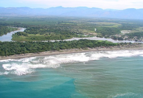 Boca de Apiza, Colima (Google)