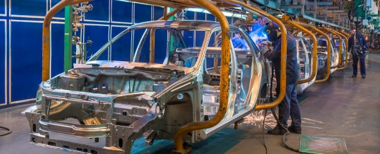 AUTO MANUFACTURING IN MEXICO: A Growing Number Of OEMs Are Locating Their North American Operations In Central Mexico And They Have Been Followed By Increasing Numbers Of Automotive Suppliers.