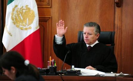 Judge of the Mexican Supreme Court Arturo Zaldivar (Photo: almomento.mx)