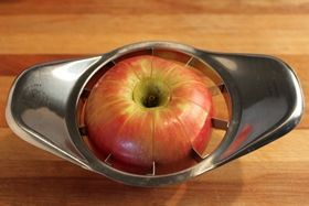 cutter in apple