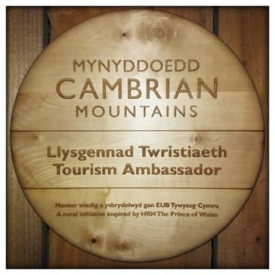 Cambrian Mountains Ambassadors