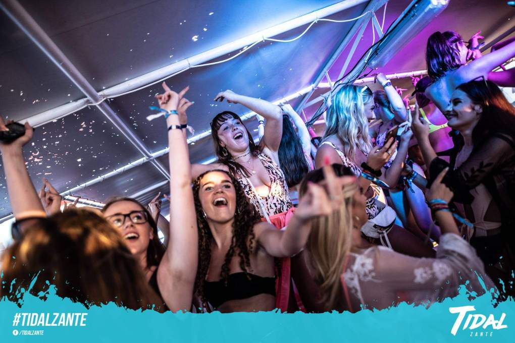 Tidal Boat Party