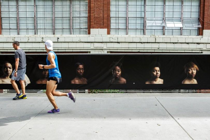 Atlanta BeltLine Art on the BeltLine September 16, 2015 photos by Christopher T Martin