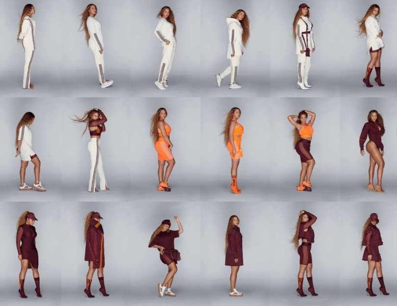 Beyoncé Ivy Park marketing