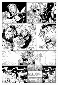 The Zee Brothers Mini Comic Page #12
