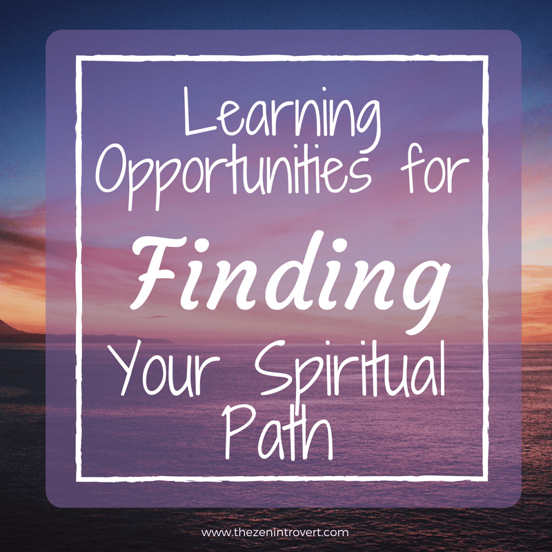 Finding your spiritual path. Our faith and beliefs are what should bind us together not divide us. Each of us has a light to shine on the darkness and ease the woes of the world.