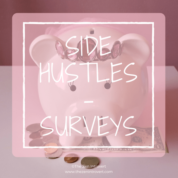 Side Hustles – Surveys