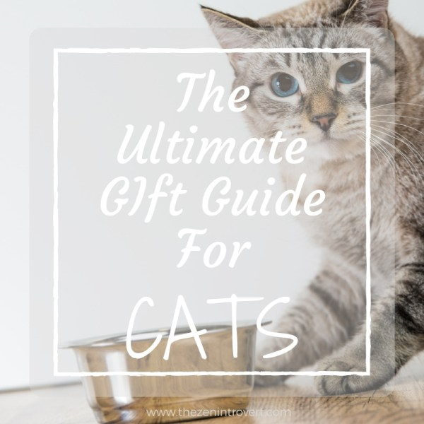 The Ultimate Gift Guide for Cats