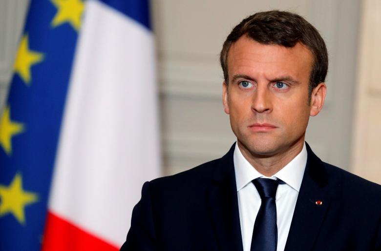 France's Macron slammed for spending $31000 on makeup