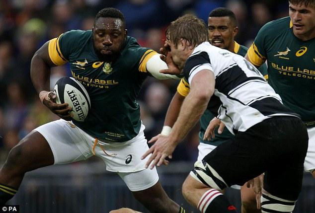 May backs Ireland's Rugby World Cup bid
