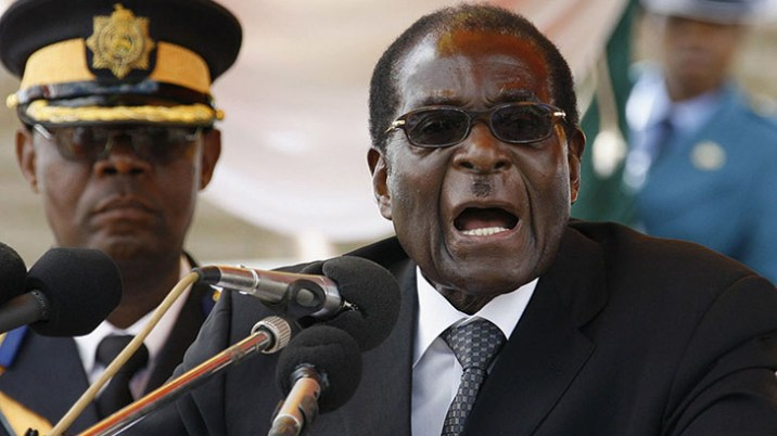 Image result for Residents in Harare, Johannesburg react to Mugabe's death