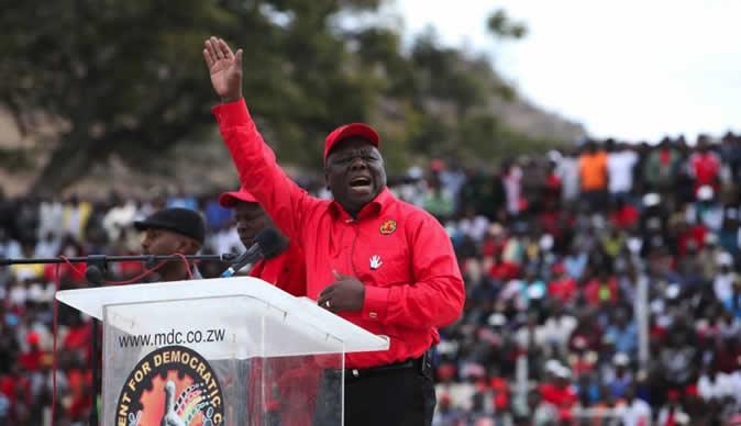 Zimbabweans mourn Morgan Tsvangirai