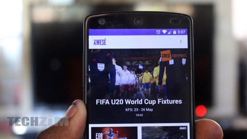 World Cup Boosts Econet's Data Usage Through the Popular