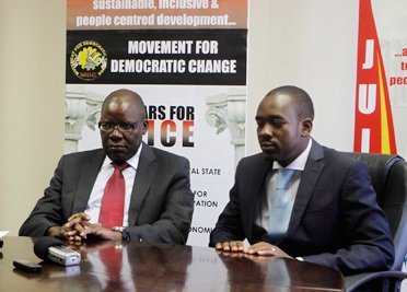 MDC Alliance responds to Khupe's recall of their MPs