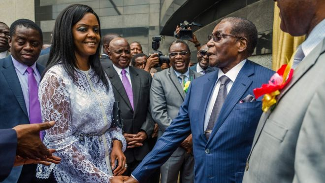 chamisa response to reports he met mugabe and grace vp offer the
