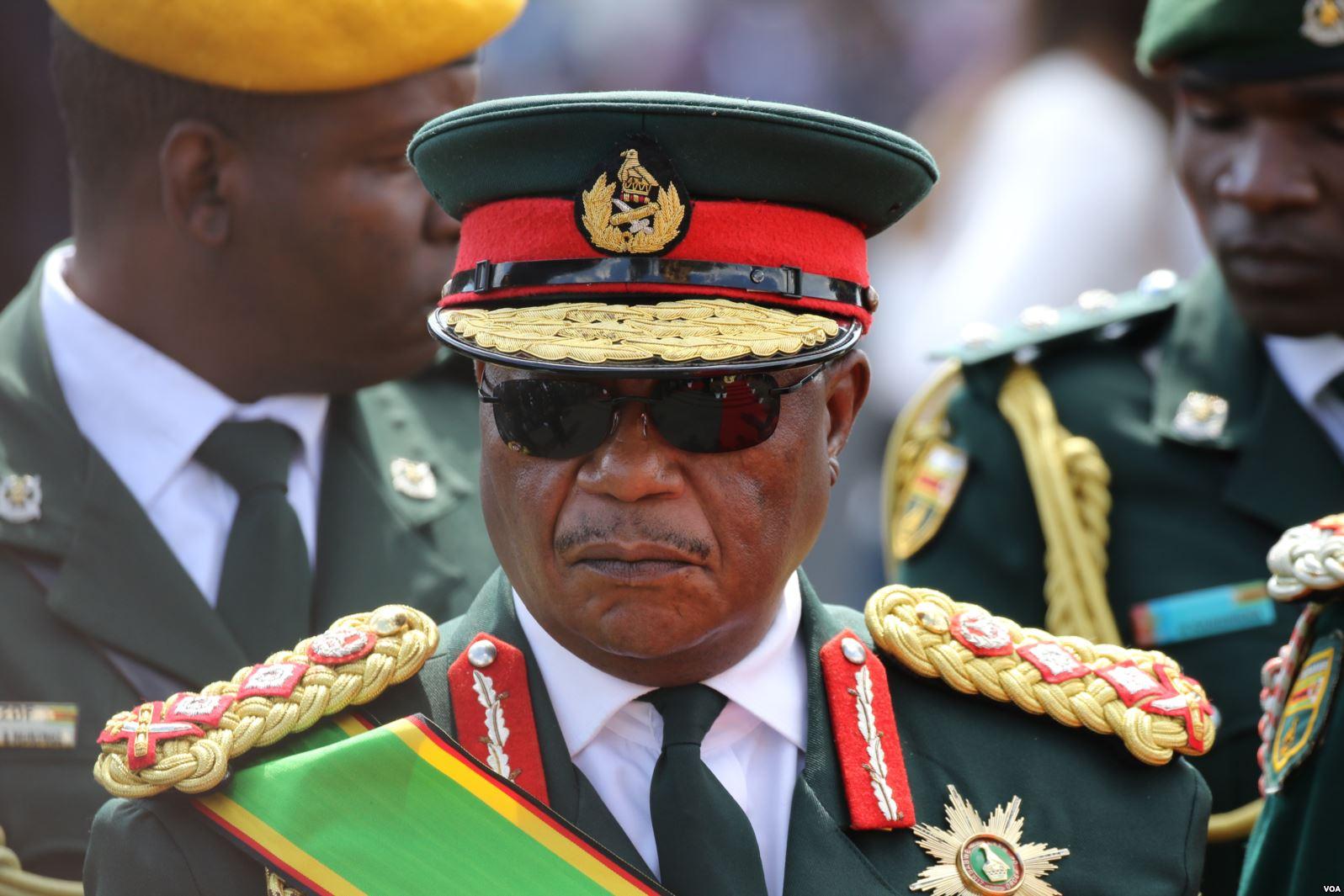 Chiwenga – Retired General