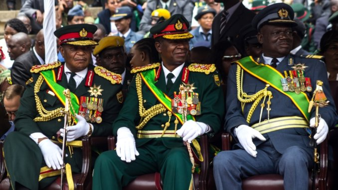 Image result for chiwenga coup
