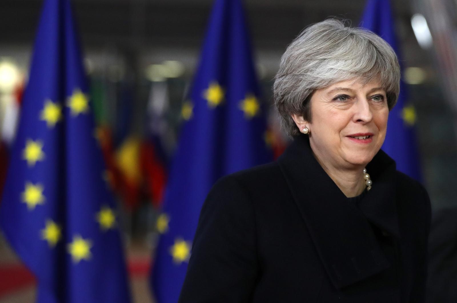 Theresa May – Brexit