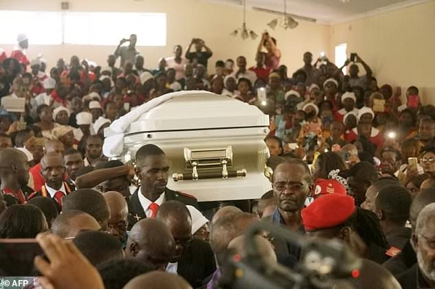 Mnangagwa visits Tsvangirai's family as MDC faces nasty power struggles