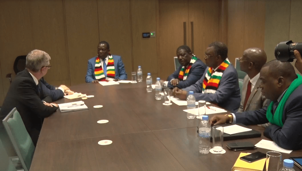 Mnangagwa pardons 3000 to relieve pressure in Zimbabwe's over-crowded prisons
