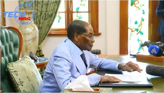 Mugabe interview 1