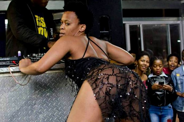 Zodwa Wabantu: Zambia Deports South African Dancer - Who Performs Without Underwear
