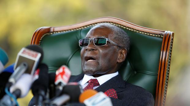 Mugabe press 2