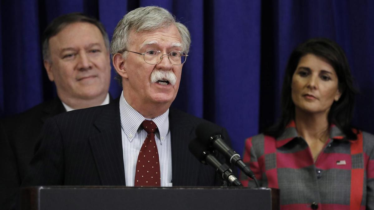 United States will cut aid to African countries working with China, Russia: Bolton