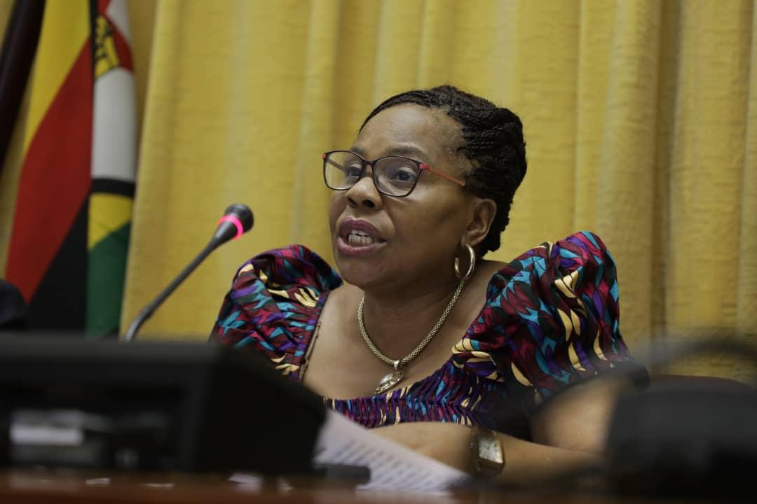 Monica Mutsvangwa