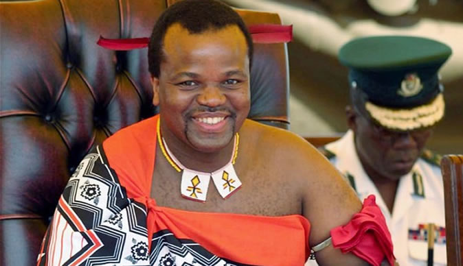 Swazi govt slams 'fake news' claiming King Mswati is criticall ill with  Covid-19 - The Zimbabwe Mail