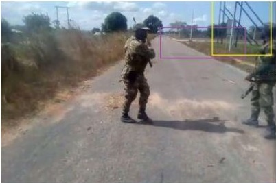 Mozambique Army Condemns Horrifying Shooting of Naked