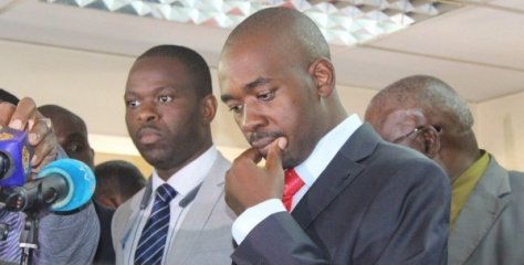 MDC wrangle: Chamisa warned not to appeal against Khupe court challenge