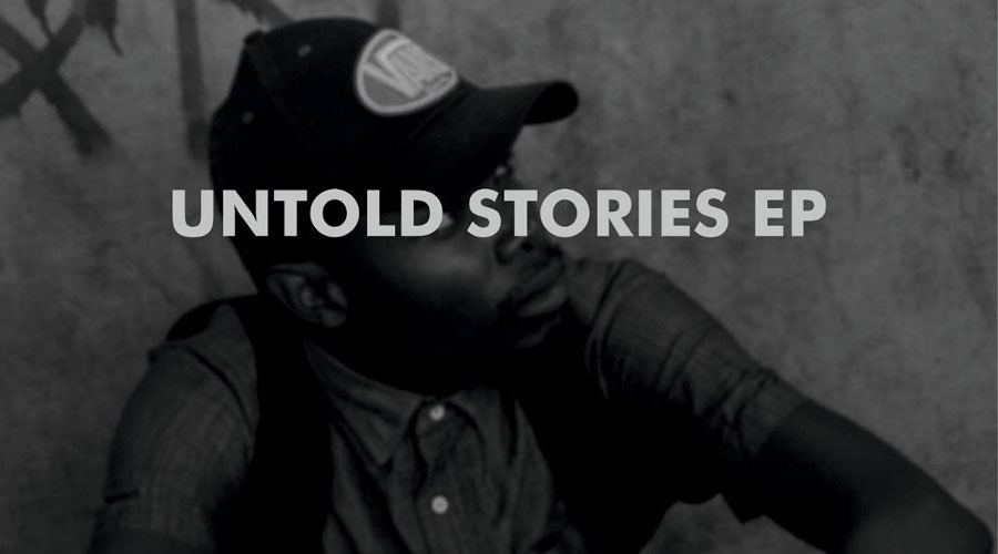 [feature]Da Kid Verse - Untold Stories