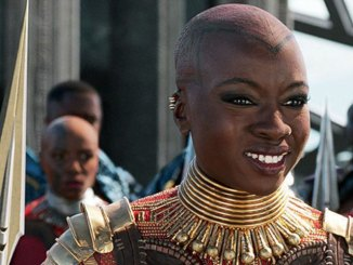 Black Panther actress, Danai Gurira