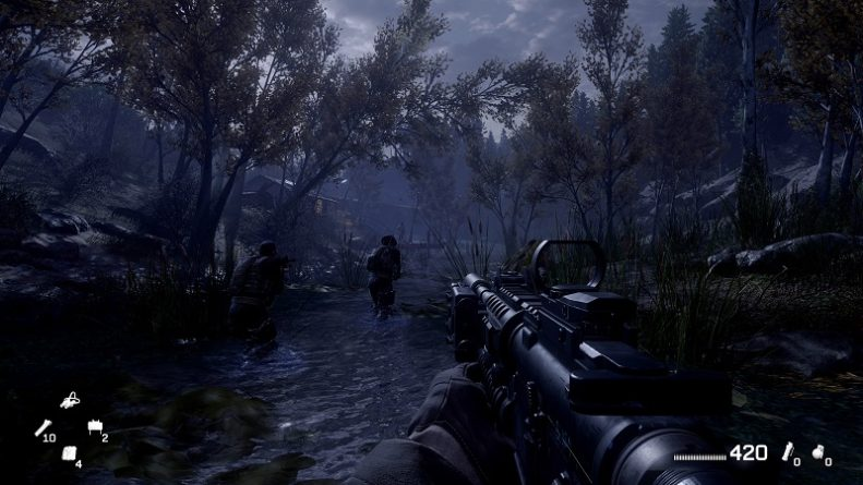 Call of Duty: Modern Warfare Remastered PS4 Review - The