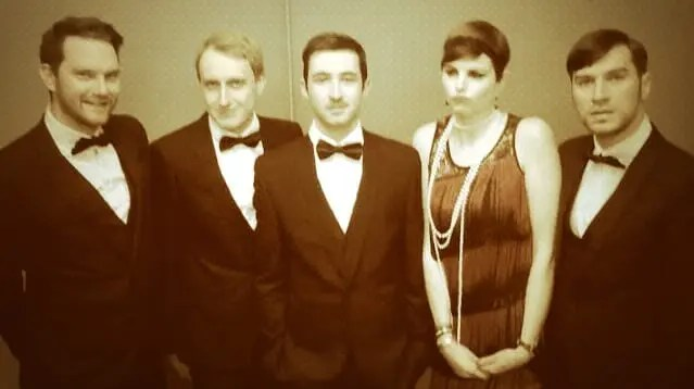 The Zoots meet Great Gatsby