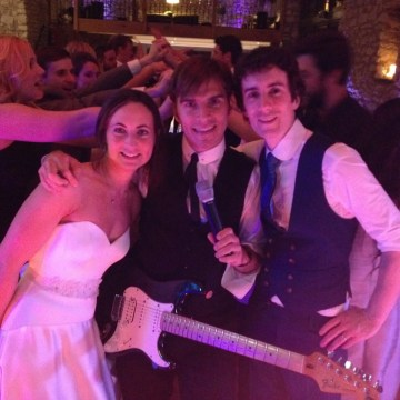 Simon Small wedding, Simon and Emily wedding, Priston MIll wedding, May wedding, Barn wedding, Bath wedding venue, The Zoots, Wiltshire wedding band, Band for hire, Awesome party band, Band for my party, wedding band Bath, Wedding band Oxford,