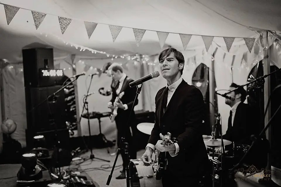 The Zoots wedding band, The Zoots, Jamie Goddard Band, Band for hire, Band in South West, Band in Urchfont, Wedding band in Wiltshire, Wedding band in Marlborough, Entertaining wedding band, Dan and Tamzin's wedding pictures, The Zoots wedding band blog, Marquee wedding, Rustic wedding , Michael Marker Photography