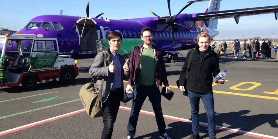 The Zoots on tour