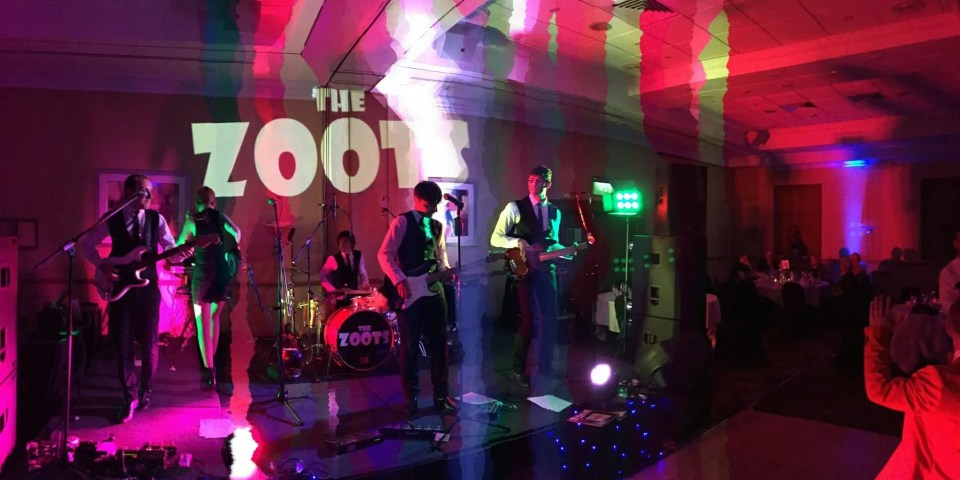 Party band in Swindon