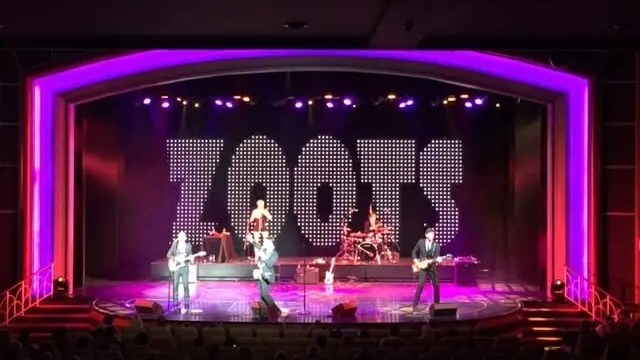 60s tribute show