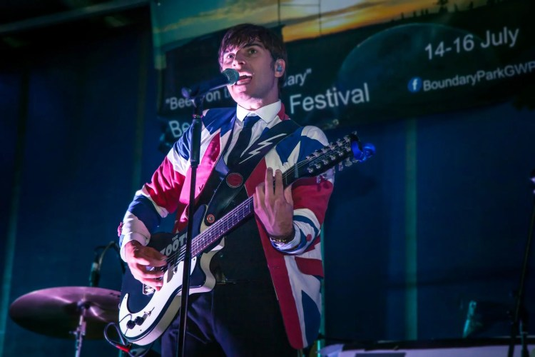 Best of British Show, The Zoots band Oxford