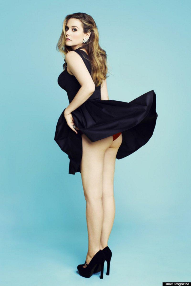 Alicia Silverstone Sexy
